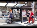 HBO GO's Interactive Campaign | JCDecaux Hungary