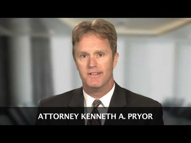 Kenneth A. Pryor of the Pryor Law Firm