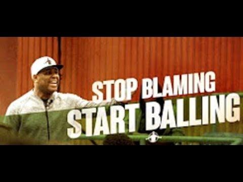 סרטון המוטיבציה על הסיבה שאתם חייבים להפסיק להאשים אחרים