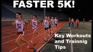 HOW TO RUN A FASTER 5K : WORKOUTS AND TRAINING TIPS   Sage Running