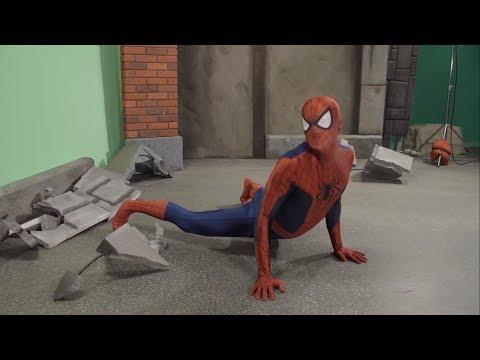 H3h3 Spiderman