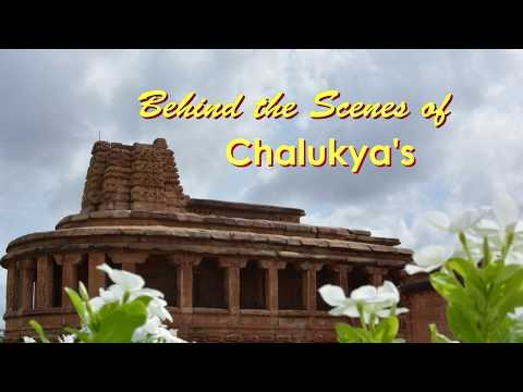 Chalukyas Aihole #RodeReel2017 BTS