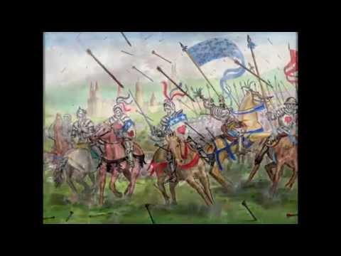 Guerre De Cent Ans La Bataille Poitiers Capture De Jean II Le Bon