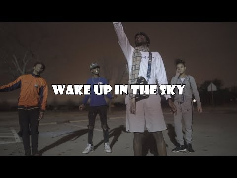 Gucci Mane, Bruno Mars, Kodak Black - Wake Up in The Sky (Dance Video)