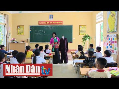 Nâng cao chất lượng giáo dục ở vùng khó khăn | Truyền Hình Nhân Dân