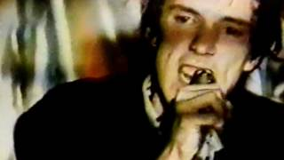 PIL-Death Disco Video - Interview John Lydon and Malcom M.