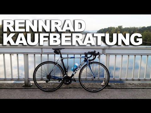 Rennrad kaufen – Beratung für Einsteiger -  Teil 1/2