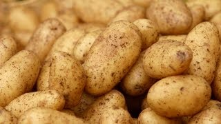 How to Store Potatoes | At Home With P. Allen Smith