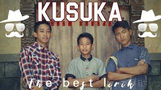 Kusuka - Adam Suraja [official Musik Video Lirik] By:Tur