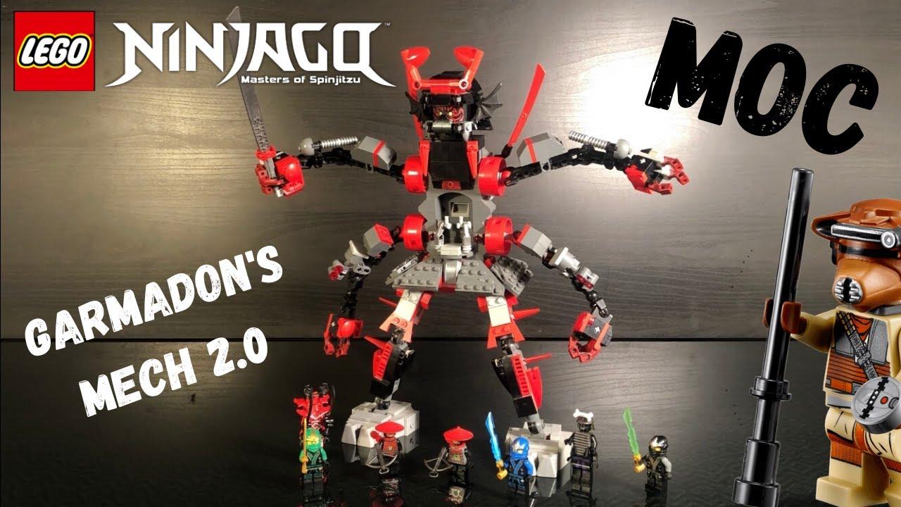 LEGO Ninjago Garmadon's Mech 2.0 MOC