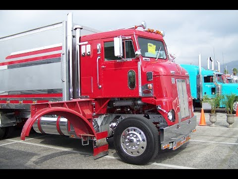 1955 Peterbilt 350 Cab Over Truckin' For Kids 2010