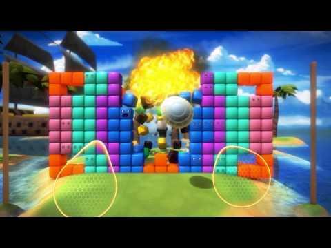 Boom Ball 2 for Kinect Trailer thumbnail
