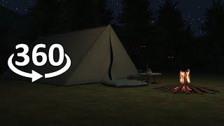 Camping Alone: 360 VR Horror [4K]