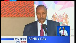 International family day marked in the country