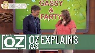 Dr. Oz Explains Gas