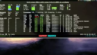 Glances   Monitoring Tool   Linux TUI