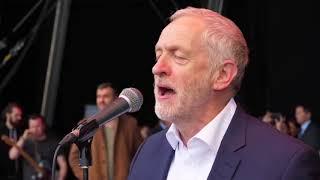 Prophet Tomi Arayomi predicts exposure of Corbyn's campaign network 'Momentum'