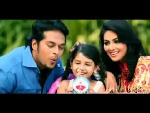 Download Ek Jibon 2 Title Song Shahid Shuvomita - Bangla Song 2013 HD Mp4 3GP Video and MP3