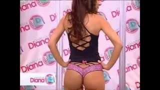 DESFILE BESAME De Modelos Colombianas En Hilos Dentales // Diario De Diana Lingerie 2013 HD