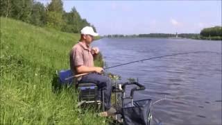 Ловля леща на канале им москвы жостово