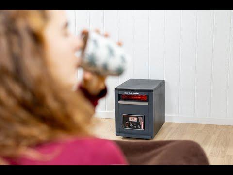 Calefactor Purificador Eléctrico Eco-chi ECO-DE