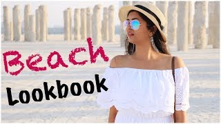 Beach Lookbook I Summer / Spring Fashion Style I Beach Vacation Outfits Ideas