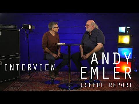 Extrait vidéo INTERVIEW JAZZ MAG - Andy Emler
