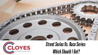 In the Garage™ with Parts Pro™: Cloyes Street Billet vs. Race Billet True® Roller Speed Sets