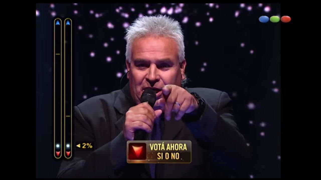 Silla: Jorge Kokor canta «Otra como tú» – Elegidos