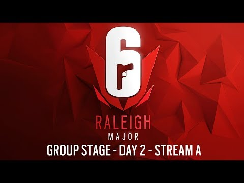 Rainbow Six | Six Major Raleigh 2019 – Group Stage – Day 2 – Stream A