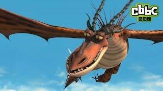 Dragons Riders of Berk: Trust Your Dragon | CBBC
