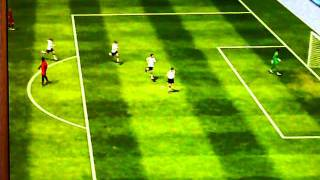 preview picture of video 'Fifa 11 Torjubel  Klose Salto   Deutschland vs Belgien 2-0'