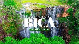 Conheça o Piauí: Cachoeira da Bica