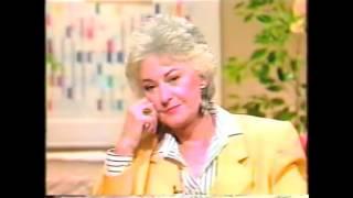 Bea Arthur on The Today Show (1985)