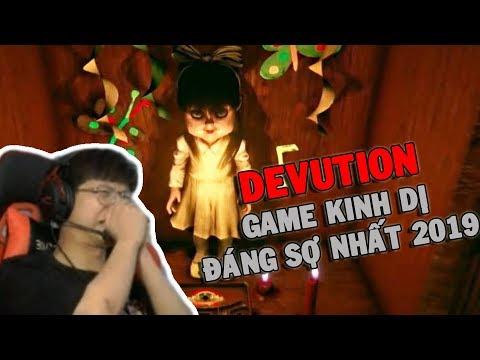 Devution game kinh dị đáng sợ nhất năm 2019 | Quạ đi chơi game