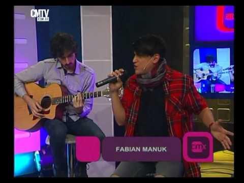 Fabian Manuk video Solo con tu nombre  - Acústico 2015