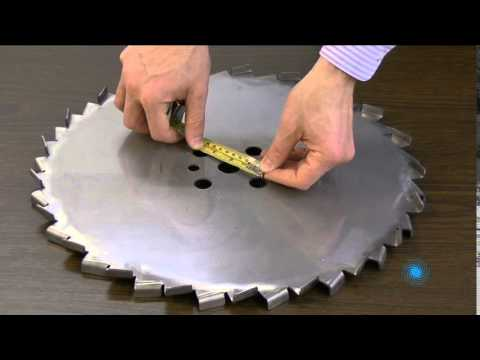 Video Thumnbnail for How to Measure and Specify Dispersion Blade Hole Patterns