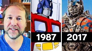 Every Transformers Generation Explained (ft. Matt Hullum)   WIRED