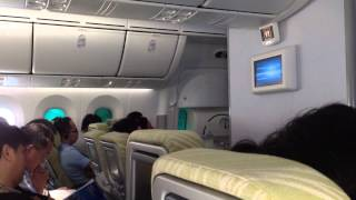 Shanghai - Guangzhou with Boeing 787-8 Dreamliner (China Southern Airlines)