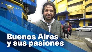#AlAire | Buenos Aires y sus pasiones | Kholo.pk
