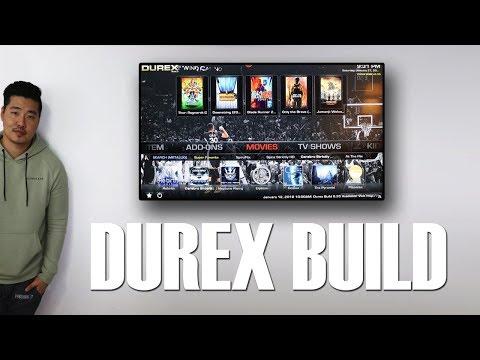 Durex Build on Fire Stick
