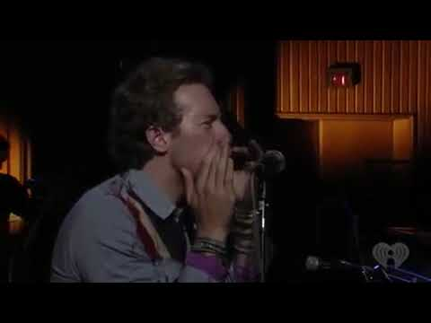 """Coldplay - """" Death Will Never Conquer """" Live & Acoustic on I Heart Radio"""