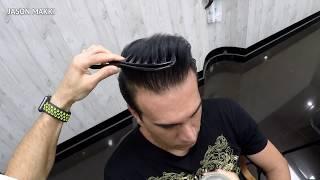 Hair Loss Solution - Thin Hair Hairstyles Men Tutorial - WORLDS BEST HAIR HACKS! #28