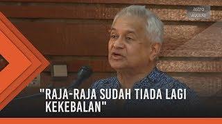 Ucapan Penuh Peguam Negara Tommy Thomas Di Forum Malaysia & Statut Rom Di Universiti Malaya