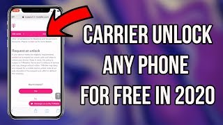 How to Carrier Unlock Your iPhone Or Android for FREE (Use Any SIM CARD On Your iPhone Or Android)