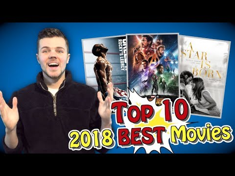 Top 10 Best Movies of 2018 Ranked