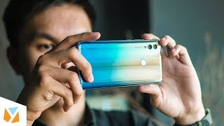 Honor 10 Lite Unboxing and Hands-On