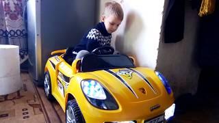 Моя машина kreiss speed!Как нужно ездить на автомобиле!челлендж
