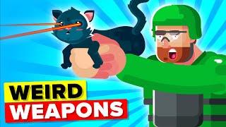 Weirdest Weapons In The World