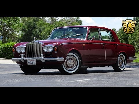 Video of '67 Silver Shadow - LDKP